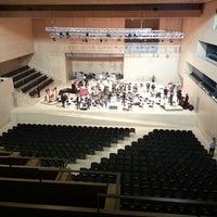 Photo taken at Auditori i Palau de Congressos de Castelló by Jorge Luis E. on 11/18/2013