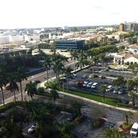 Photo taken at Renaissance Fort Lauderdale Cruise Port Hotel by Daniela R. on 1/12/2013