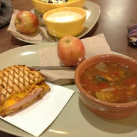 Photo taken at Panera Bread by Brentley B. on 1/25/2013