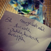 Photo taken at Lidl by Sven W. on 1/19/2013