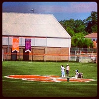 Photo taken at Historic Riggs Field by Walter B. on 7/23/2013