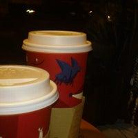 Photo taken at Starbucks by Fernanda V. on 1/8/2013
