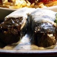 Photo taken at Georgia's Greek Restaurant & Deli by Food Network on 8/4/2014
