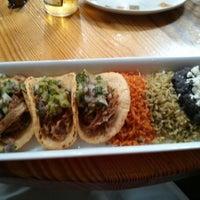 Photo taken at Border Grill Santa Monica by Jason P. on 6/28/2013