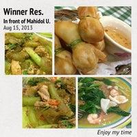 Photo taken at Winner Restaurant by Nan L. on 8/15/2013