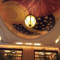 Photo taken at Hotel Mulia Senayan by Eizi M. on 3/5/2013