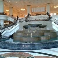 Photo taken at Marriott Putrajaya Hotel by Naeem F. R. on 3/14/2013