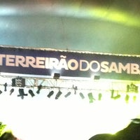 Photo taken at Terreirão do Samba by Principe Lynho O. on 2/16/2013