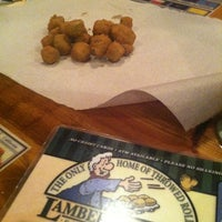 Photo taken at Lambert's Cafe by Ally T. on 12/28/2012