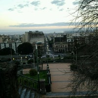 Photo taken at Parco Gioeni by Luigi M. on 1/1/2013