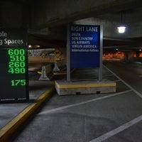 Photo taken at Sea-Tac Airport Parking Garage by Seattle-Tacoma International Airport Parking on 12/17/2014
