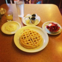 Photo taken at The Original Pancake House by Zach B. on 1/13/2013