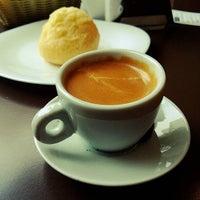 Photo taken at Grão Espresso by @igorlt on 4/8/2013