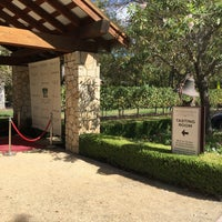 Photo taken at Frank Family Vineyards by Randy L. on 10/4/2016
