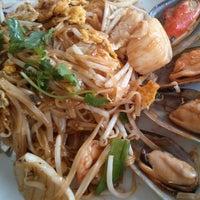 Photo taken at Amarin Thai Restaurant by Jay L. on 6/9/2013