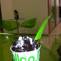 Photo taken at Llaollao by Joaquin G. on 1/11/2014