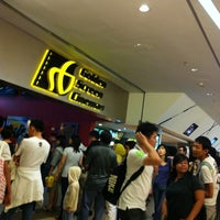 Photo taken at Golden Screen Cinemas (GSC) by Katiya L. on 12/25/2012