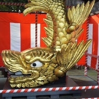 Photo taken at Nagoya Castle by Coral M. on 11/29/2012