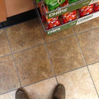 Photo taken at Quiznos by Nick O. on 2/7/2013