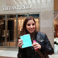Photo taken at Tiffany & Co. by Angela C. on 5/20/2013