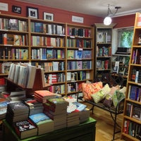 Photo taken at The King's English Bookshop by Michelle T. on 7/14/2013