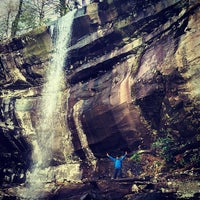 Photo taken at Rainbow Falls by Antony H. on 3/21/2014