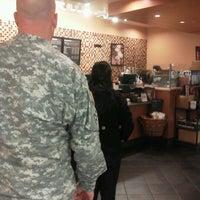 Photo taken at Starbucks by Sara C. on 10/16/2013