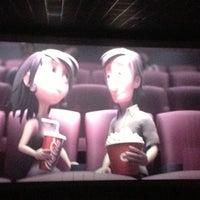 Photo taken at Cinemark San Pedro by Jorge Eduardo M. on 6/15/2013
