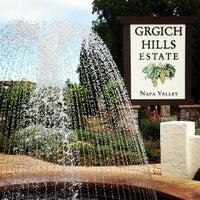 Photo taken at Grgich Hills Estate by Jason C. on 7/28/2013