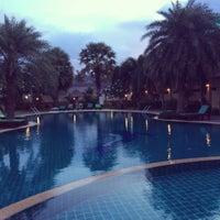 Photo taken at The Green Beach Resort @ Pranburi by 🏁 Vitaly T. on 5/10/2014
