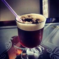 Photo taken at Mozart Café by Dr. Khaled O. on 2/7/2013