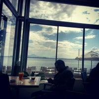 Photo taken at Aqua Lounge by Dr. Khaled O. on 2/25/2013