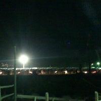 Photo taken at Fiesta Ritoque Beach by Cristobal Z. on 2/24/2013