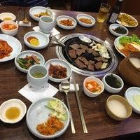 Photo taken at Hyang-to-gol Korean Restaurant by Follow K. on 11/27/2016