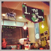 Photo taken at Philz Coffee by Annie on 12/28/2012
