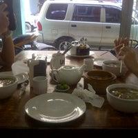 Photo taken at Ying Ying Tea House by poom p. on 9/10/2013