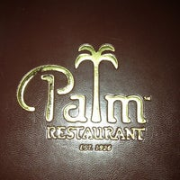 Photo taken at The Palm by Sara F. on 12/22/2012