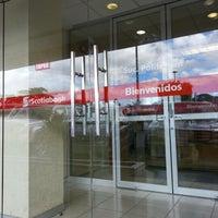 Photo taken at Scotiabank by Jorgevera (. on 1/17/2013