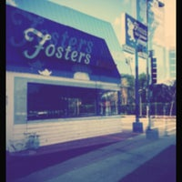 Photo taken at Foster's Freeze by blu l. on 1/16/2013