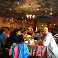 Photo taken at Flying Biscuit Cafe West Paces by Holly F. on 4/27/2013