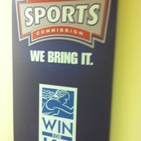 Photo taken at Kansas City Sports Commission by Christine H. on 7/9/2013