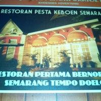 Photo taken at Pesta Keboen Restoran by Nopitasari on 12/1/2015