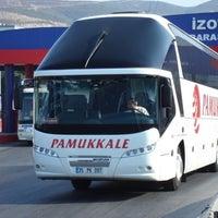 Photo taken at Pamukkale Turizm by Ayla🎀 S. on 12/24/2012