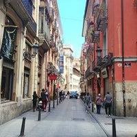 Photo taken at Barri del Carme by Jordi A. on 5/18/2013