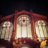 Photo taken at Mercat Central by Jordi A. on 1/10/2013
