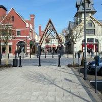 Photo taken at Maasmechelen Village by Wim B. on 4/1/2013