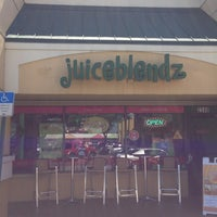 Photo taken at JuiceBlendz®/YoBlendz® by Luke P. on 3/8/2013