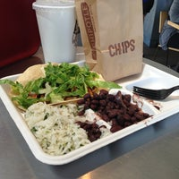 Photo taken at Chipotle Mexican Grill by JZ on 3/28/2013