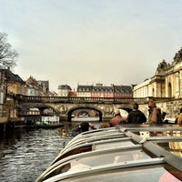 Photo taken at Canal Tours Copenhagen by Poyraz T. on 4/14/2013