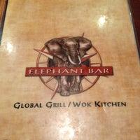 Photo taken at Elephant Bar Restaurant by Sean R. on 11/12/2012